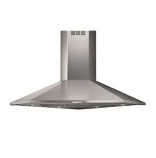 Famos Corner Cooker hood Stainless Steel 100 cm