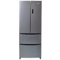Rosieres Fridge Free Standing 70 cm 2 doors & 2 drawers Stainless Steel