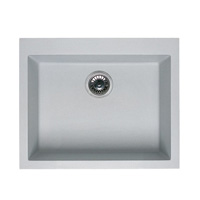 Squared One-Bowl Sink