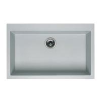Rectangular One-Bowl Sink