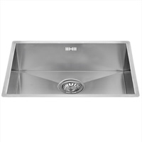 One Bowl Sink Stainless