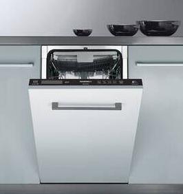 Fully integrated dishwasher 45 cm