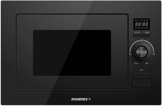 Rosieres Microwave Grill 28L Built-in Black