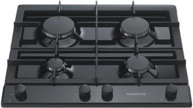 Rosieres Hob 4 gas fireplaces