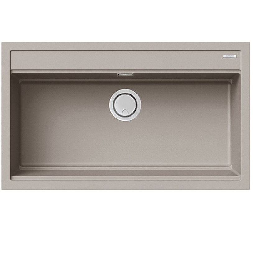 Elleci One Bowl Sink Granitek 860x510 Base: 900 mm